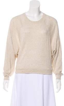 Isabel Marant Dolman Sleeve Knit Sweatshirt