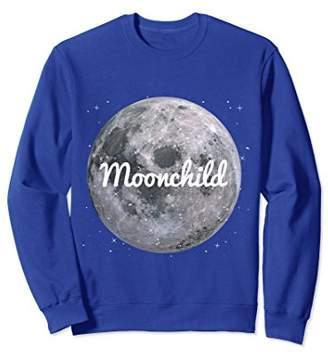 Moonchild Sweatshirt (Moon and Stars)