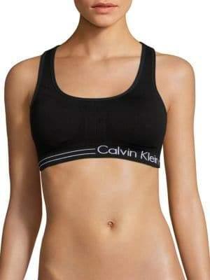Calvin Klein Padded Logo Bralette