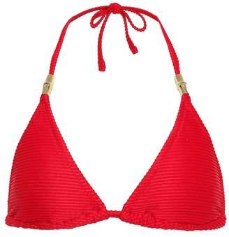 Heidi Klein Puglia triangle bikini top