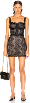 Alexis Kesi Dress in Black Lace | FWRD