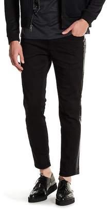Versace Pantalone Skinny Jean $695 thestylecure.com
