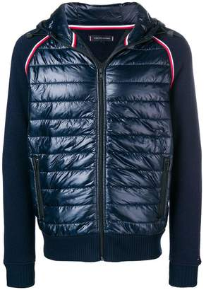 Tommy Hilfiger padded hooded jacket