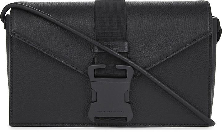 Christopher KaneChristopher Kane Devine leather cross-body bag