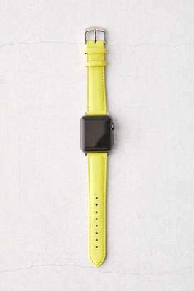 Casetify Neon Yellow Apple Watch Strap