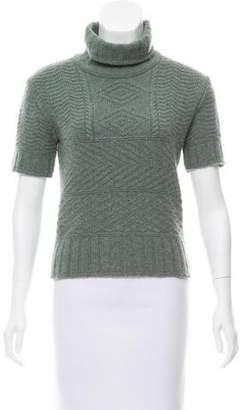 Ralph Lauren Patterned Cashmere Sweater
