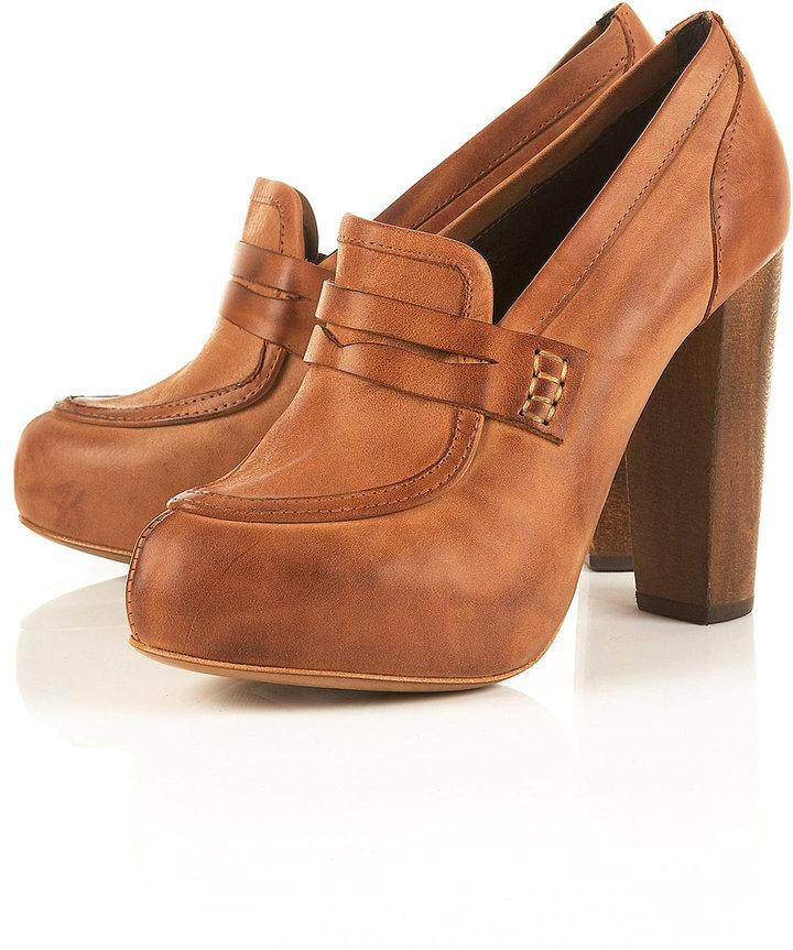 PRALINE High Loafer Shoes
