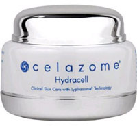 Celazome Lyphazome Hydracell Moisturizing Cream 1.7oz