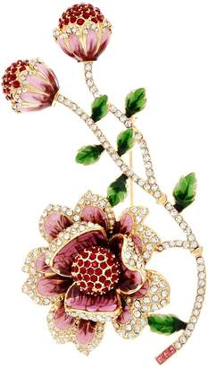 Joan Rivers Classics Collection Joan Rivers Limited Edition Blossoming Flower Brooch