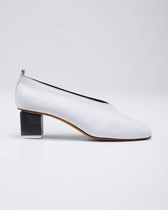 Gray Matters Mildred Classica Slip-On Pumps