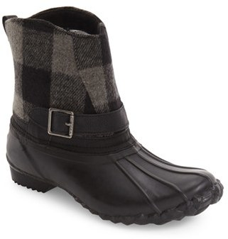 Chooka Women's Chooka Step-In Waterproof Duck Boot