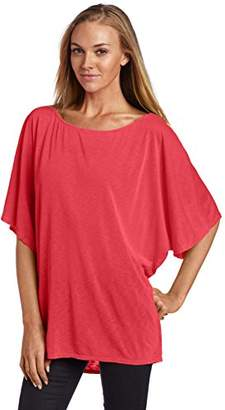 Michael Stars Women's Slub Off Shoulder Dolman