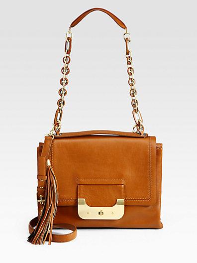 Diane von Furstenberg Harper Connect Shoulder Bag