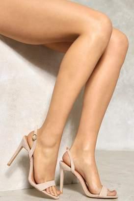 Nasty Gal Penny Slingback Heels