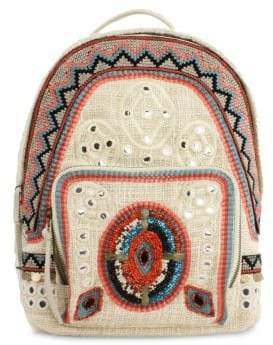 Sam Edelman Rashida Woven Backpack