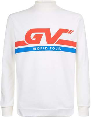 Givenchy Motocross Logo Sweater