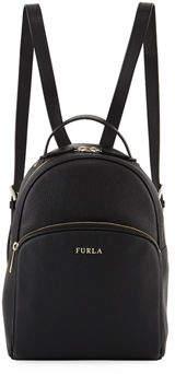 Furla Frida Medium Vitello Leather Backpack