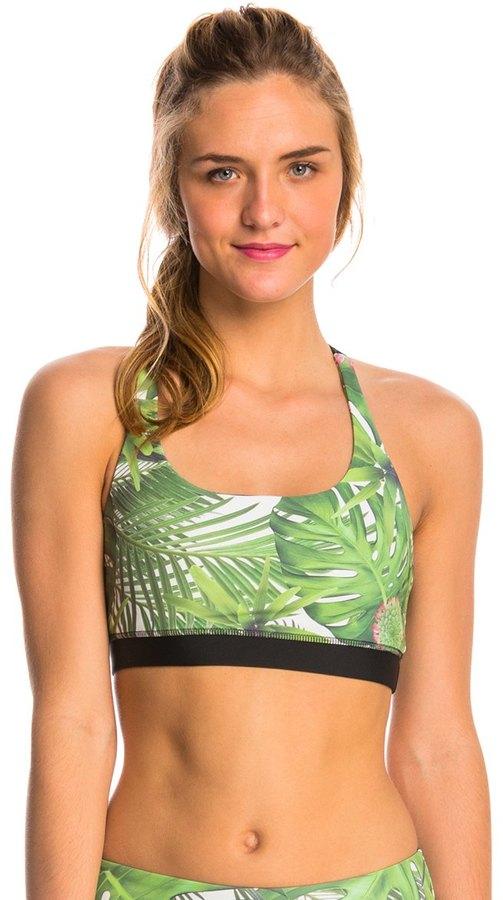 Jala Clothing UPF 50 SUP Racer Yoga Sports Bra 8140634