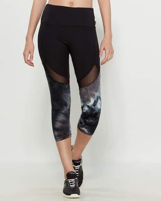 Marika Mimi Tie-Dye Capri Leggings