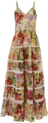 Carolina K. Marietta Floral Maxi Dress