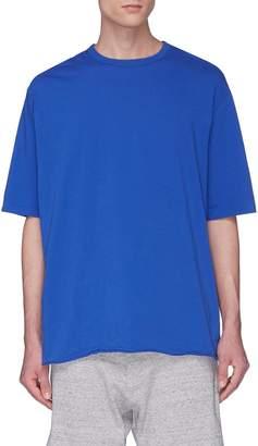 Bassike Twist seam organic cotton T-shirt