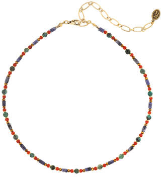 Michal Golan Jewelry Harvest Moon Choker Necklace