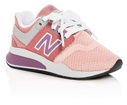 New Balance Girls' 247 Low-Top Sneakers - Toddler, Little Kid