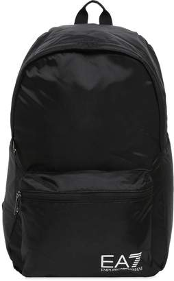 Emporio Armani Ea7 Train Prime Nylon Backpack