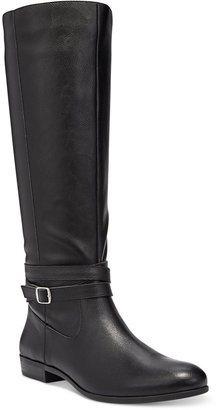 Style & Co. Fridaa Wide-Calf Boots, Only at Macy's $79.50 thestylecure.com