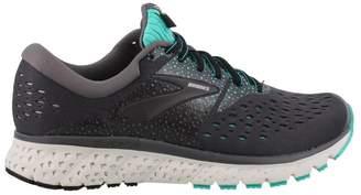 Brooks Women's Glycerin 16 Running Shoe (BRK-120278 1B 4080980 8.5 EBO/GRN/BLK)