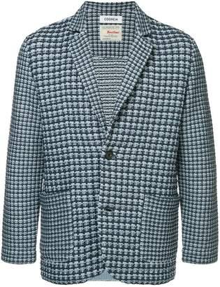 Coohem Spring check tweed jacket