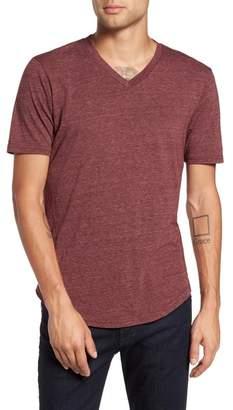 Goodlife Scallop Triblend V-Neck T-Shirt