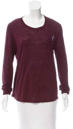 A.L.C. Lightweight Long Sleeve Top