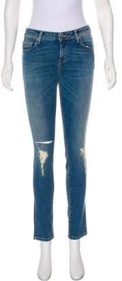 IRO 2016 Mid-Rise Jeans