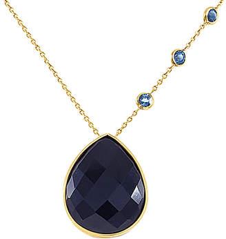 Sabrina Designs 14K 12.45 Ct. Tw. Gemstone Necklace