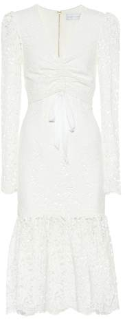Le Saint lace dress