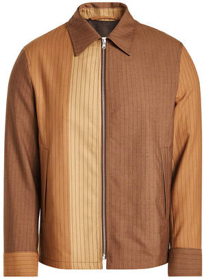 Marni Zipped Wool Jacket