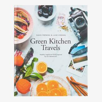 ABC Home Green Kitchen Travels by David Frenkiel & Luise Vindahl