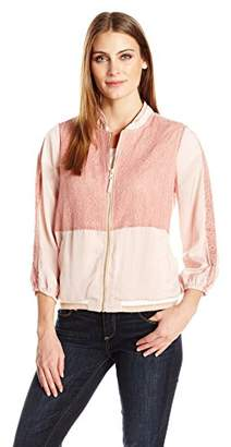 Democracy Women's Spiced Jacket with Multi-Rib