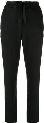 Ann Demeulemeester high-waisted flared trousers