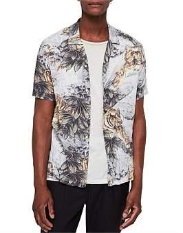 AllSaints Chokai Ss Shirt