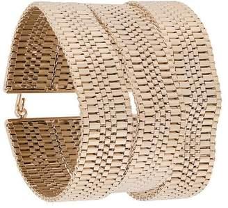 Krizia tripple wavy bracelet