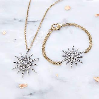 Junk Jewels Jewelled Northern Star Bracelet Or Necklace