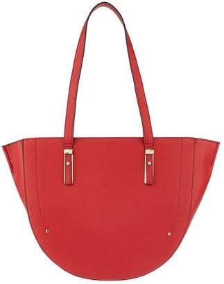 Accessorize Miranda Crescent Shoulder Bag - Red