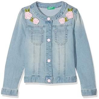 Benetton Girl's Jacket,(Manufacturer Size: XX)