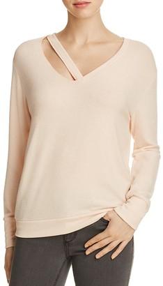 LNA Fallon Sweater $110 thestylecure.com