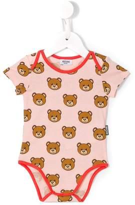 Moschino Kids teddy print body