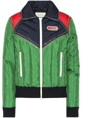 Gucci Embellished track jacket