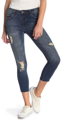 STS Blue Emma Cropped Skinny Jeans