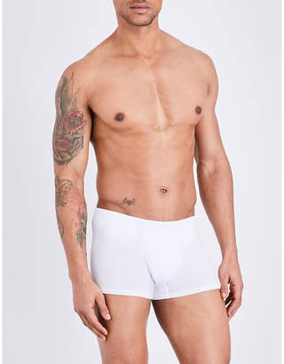 La Perla Stretch-cotton trunks